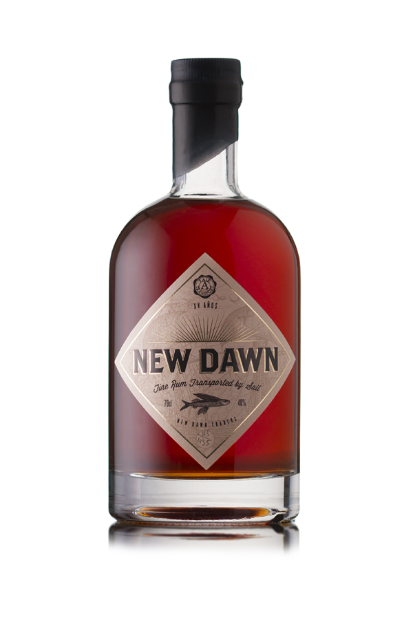 New Dawn Rum 2014 ed.