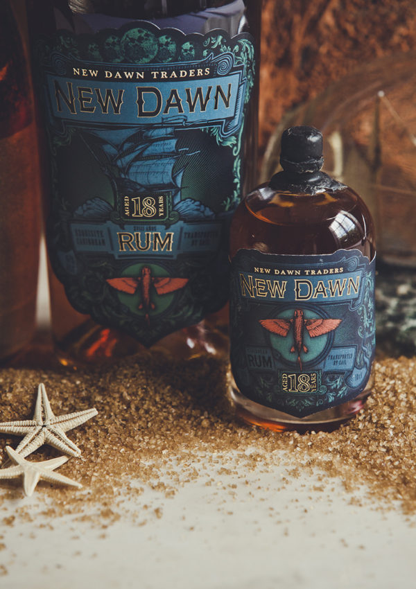 New Dawn Rum 18 y/o Dominican Republic