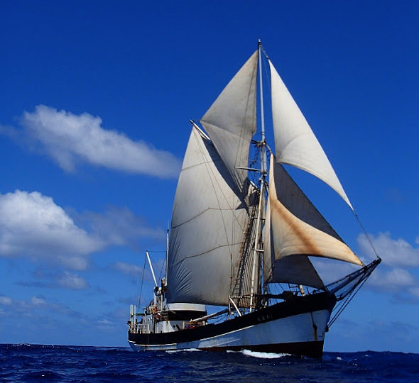 Sailing Vessel Kwai