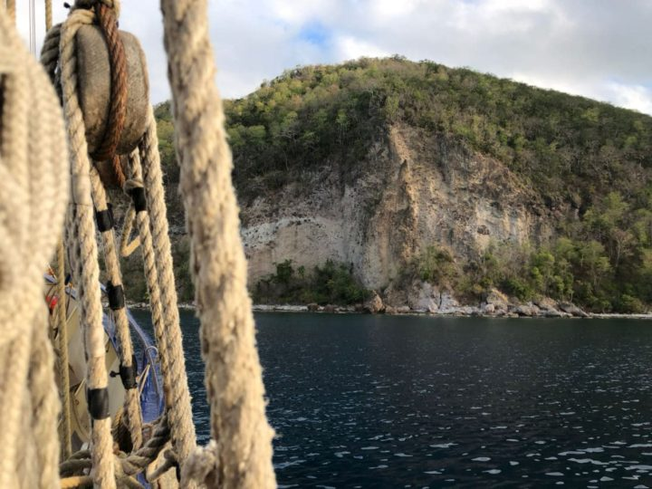 Postcards from the Sea – Astrid: A trainee's life aboard Gallant